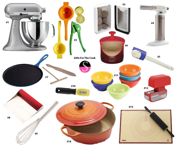Gift Guide 2015- The Cook
