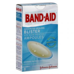 Band-Aid Heal Blister Bandages (6ct)