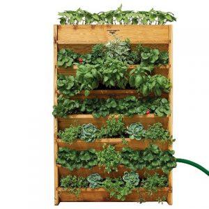 Gronomics Vertical Garden $228.99, Target)