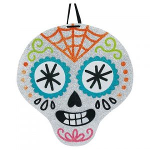 Day of The Dead Skeleton Face