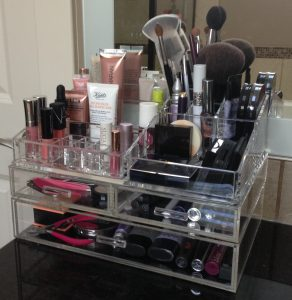 Build-Your-Own Cosmetic Organizer - Styled to Sparkle