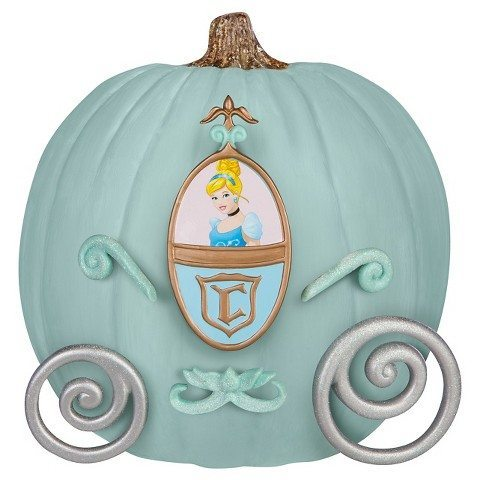 Cinderella Carriage Pumpkin Kit