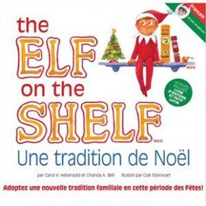 Elf on the shelf garcon