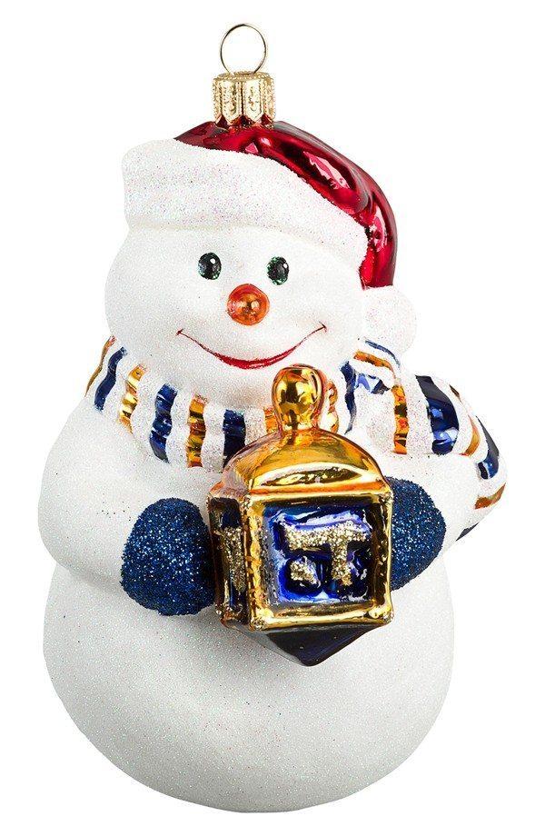 5. Snowman Ornament