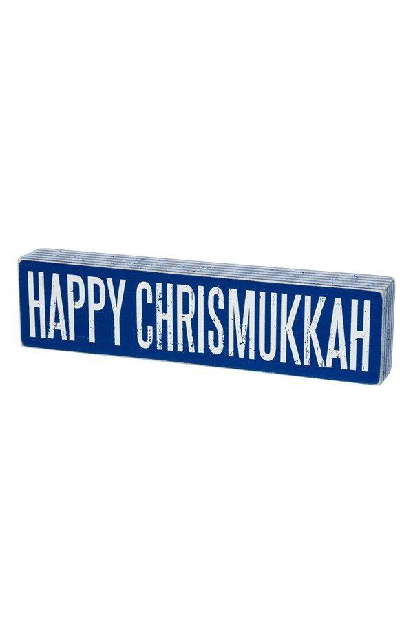 2. Chrismakkah Sign