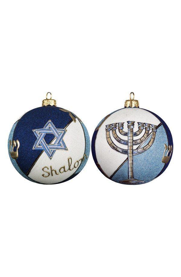 1. Round Ball Decorations