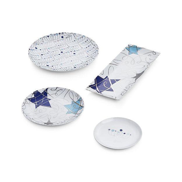 1. Latke Platters