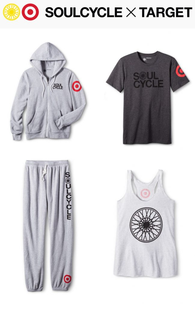 Target-x-Soul-Cycle clothes