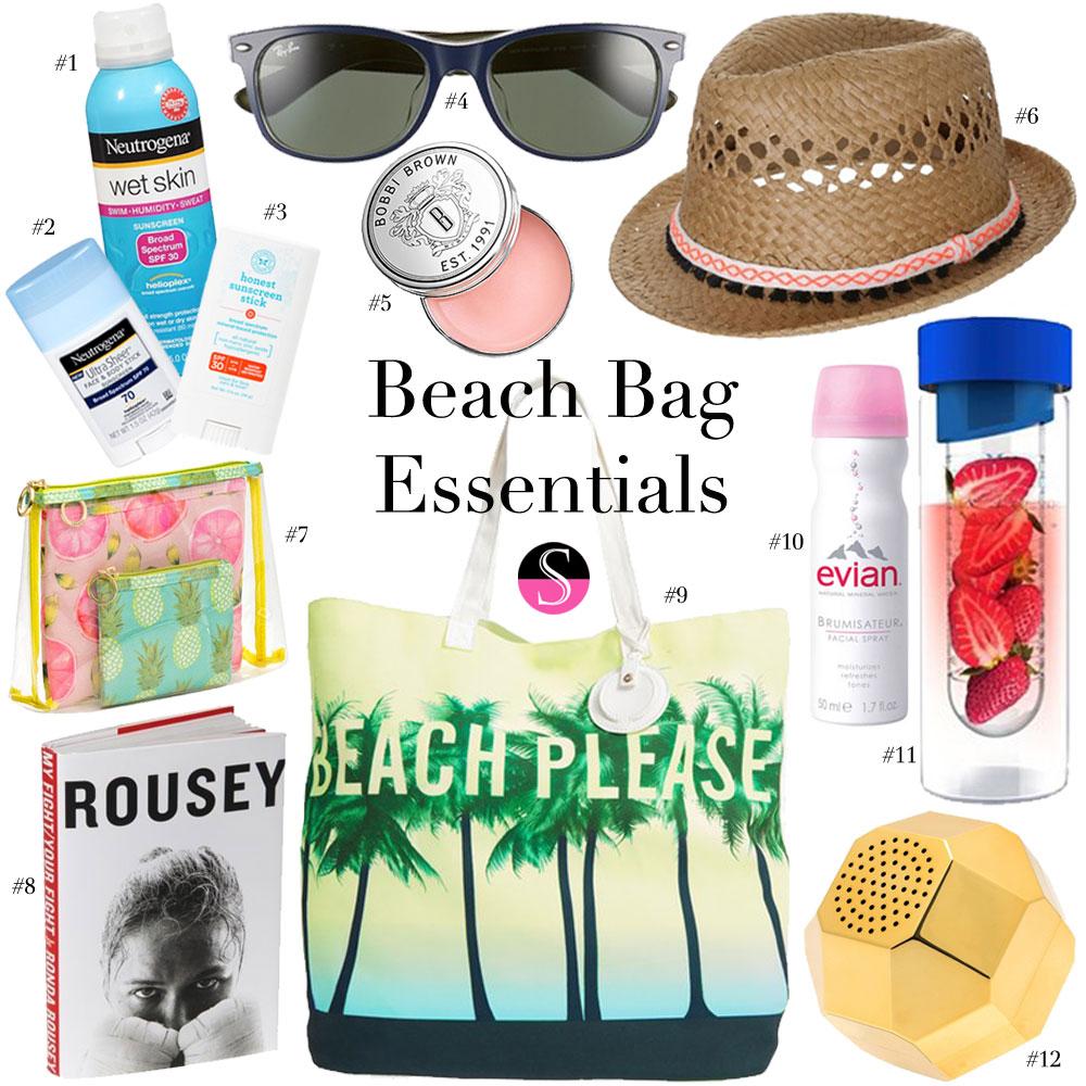 Beachbagmusts2017