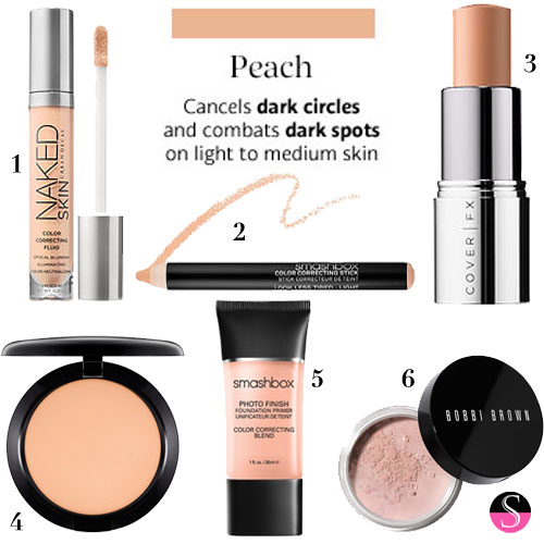 How Women With Every Skin Tone Should Conceal Dark Under Eye Circles