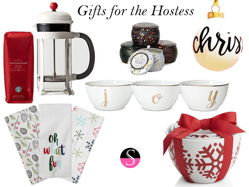 Host hostess gifts for the holidays 2016 for Hostess gifts that travel well