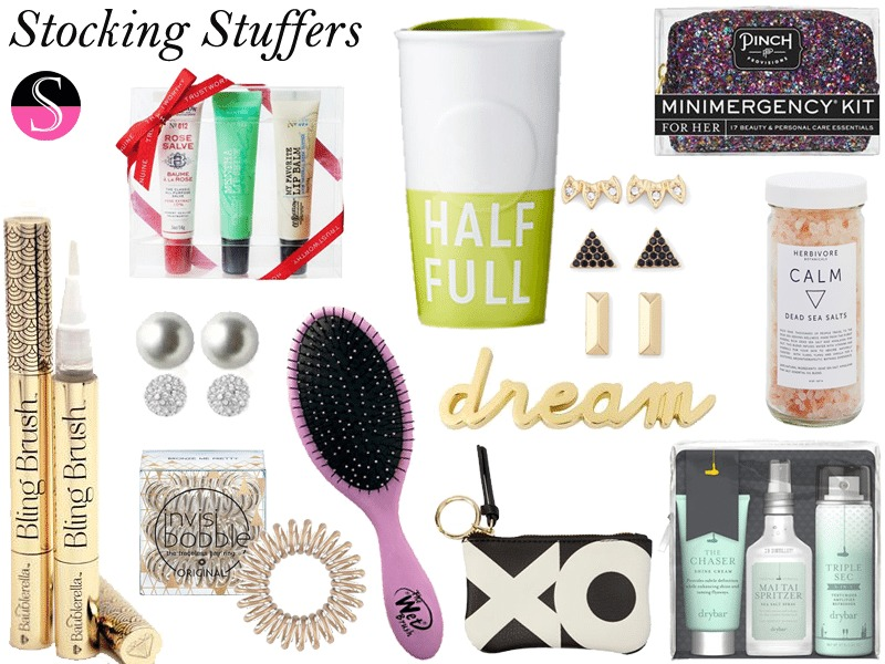 The Best Stocking Stuffers 2016 Styled To Sparkle