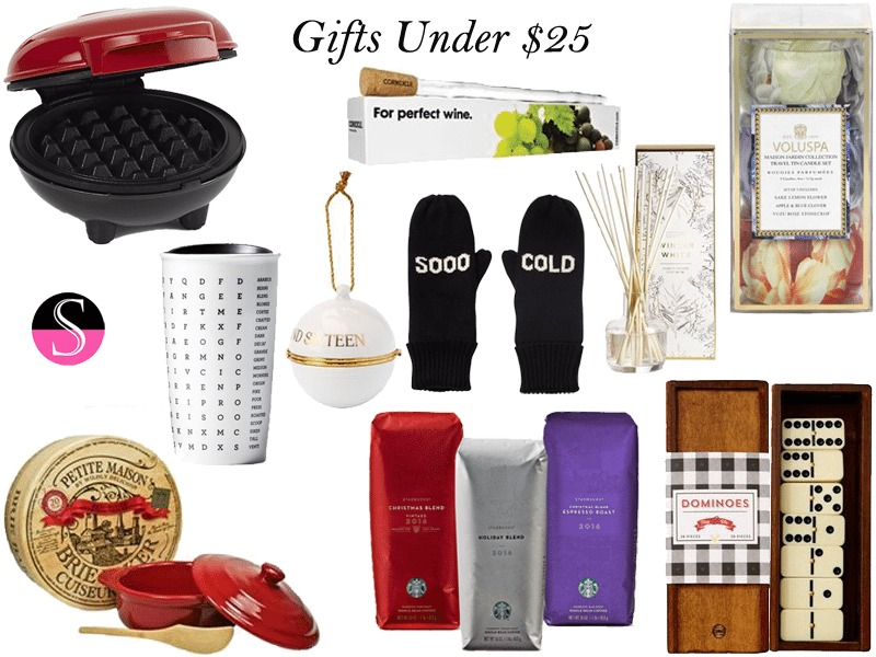 Charmant Gifts Under $25 (Office Christmas Party!)