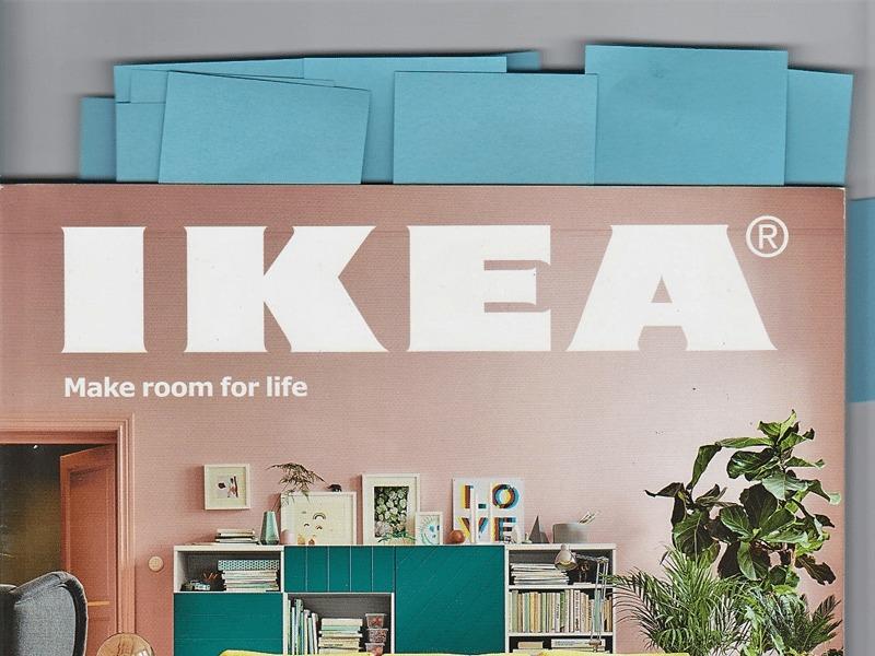 Ikea the 2018 catalogue styled to sparkle - Catalogue ikea 2018 ...