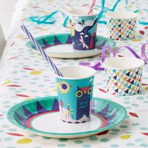 SPRUDLA Table Setting | Party Supplies