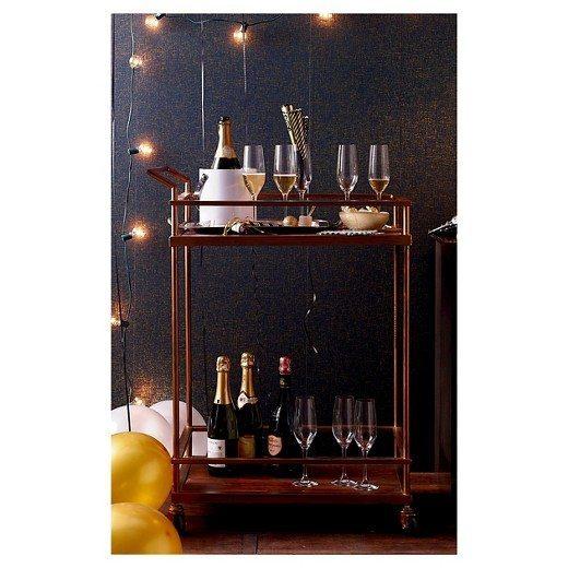 Bar Cart Champagne | Champagne Bar