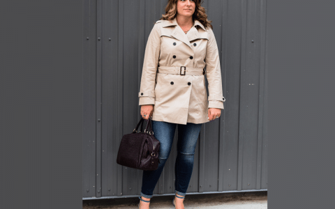 fall style | outfit inspo | fall fashion | casual style | casual outfit | street style | blogger fashion | trench coat | shop this outfit | shop real outfits | outfit ideas