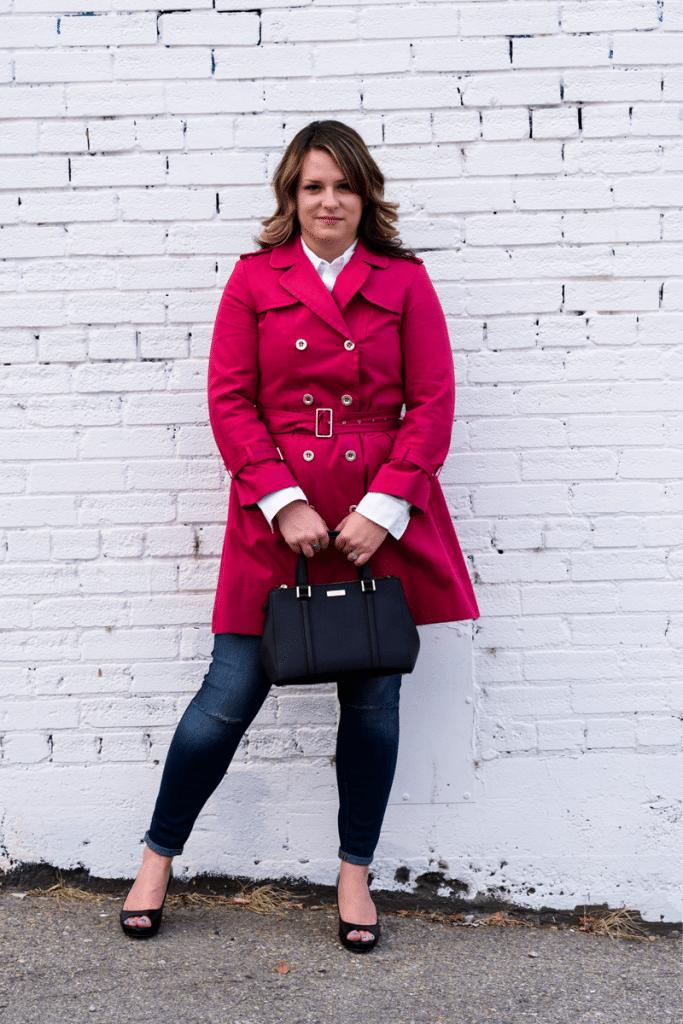 fall style | outfit inspo | fall fashion | casual style | casual outfit | street style | blogger fashion | trench coat | shop this outfit | shop real outfits | outfit ideas