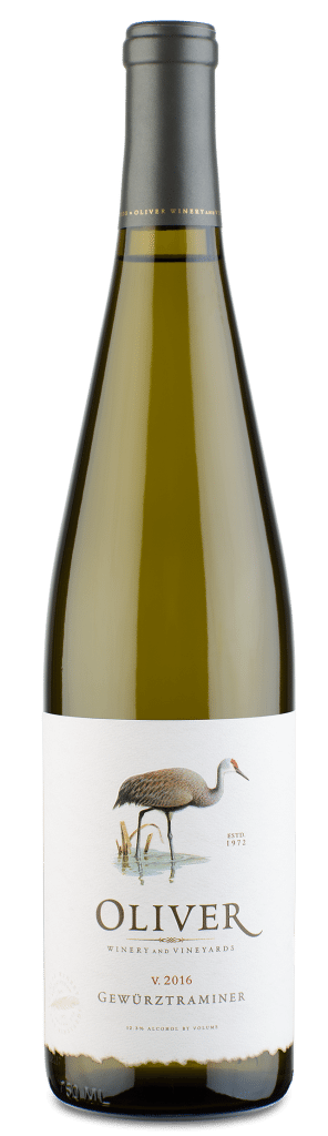 Oliver Winery Gewurtztraminer