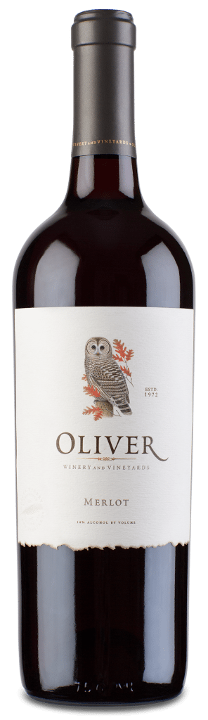 Oliver Winery Merlot
