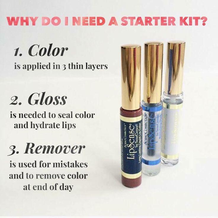 LipSense Starter Kit
