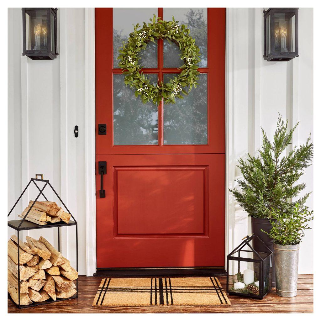 Hearth & Hand Front Door Vignette