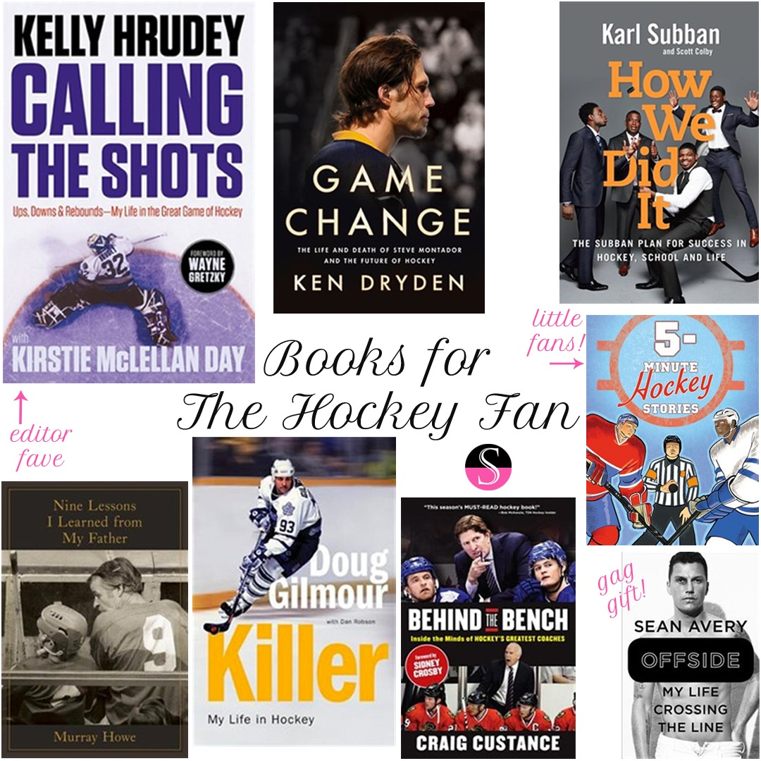 Books for Hockey Fans   Gifts for Hockey Fans   Books to Read   Hockey Books   Biography   Autobiography