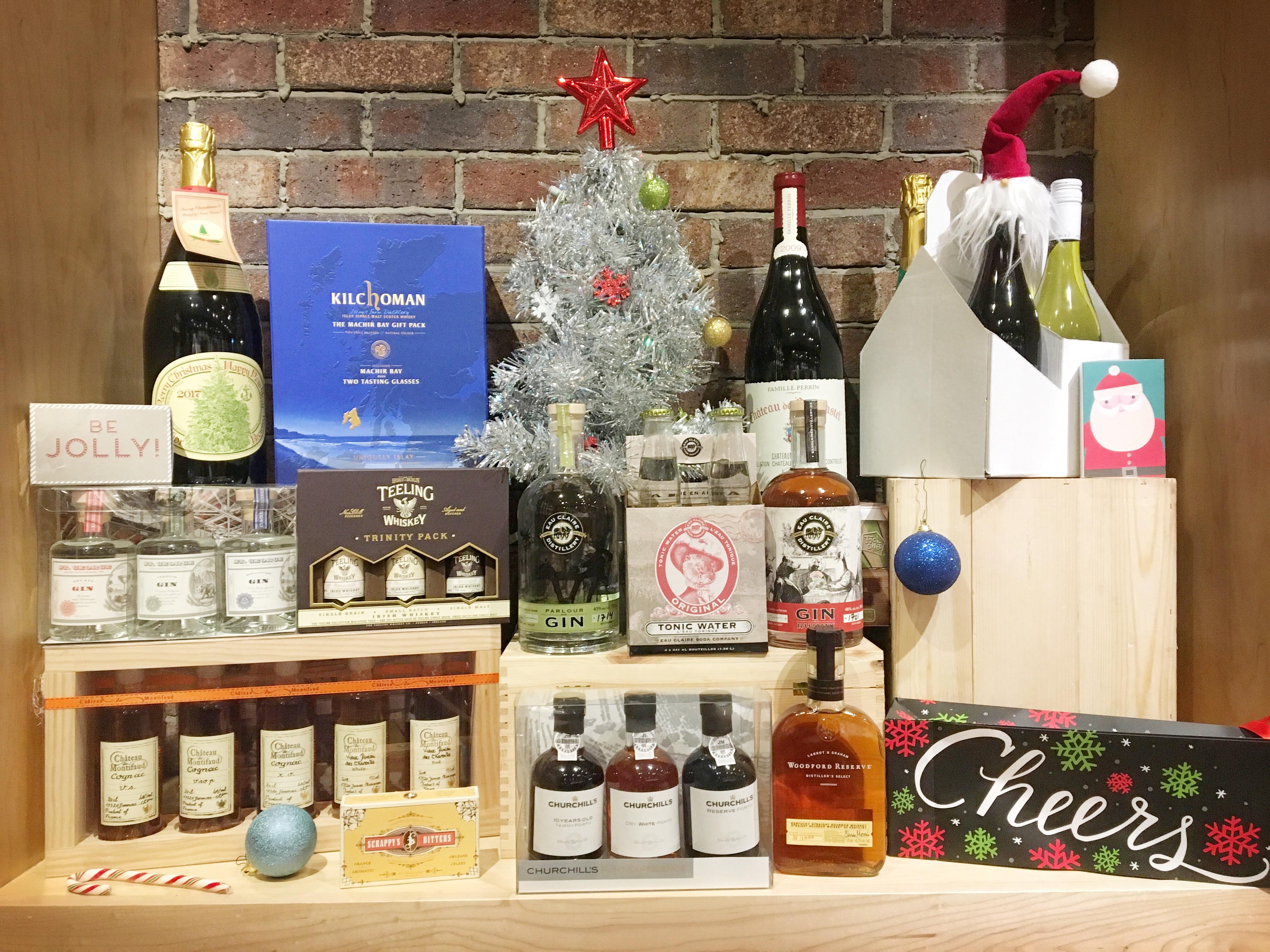 Gift Guide Libation Lover | Wine Lover | Spirits | Cocktails | Vine Styles