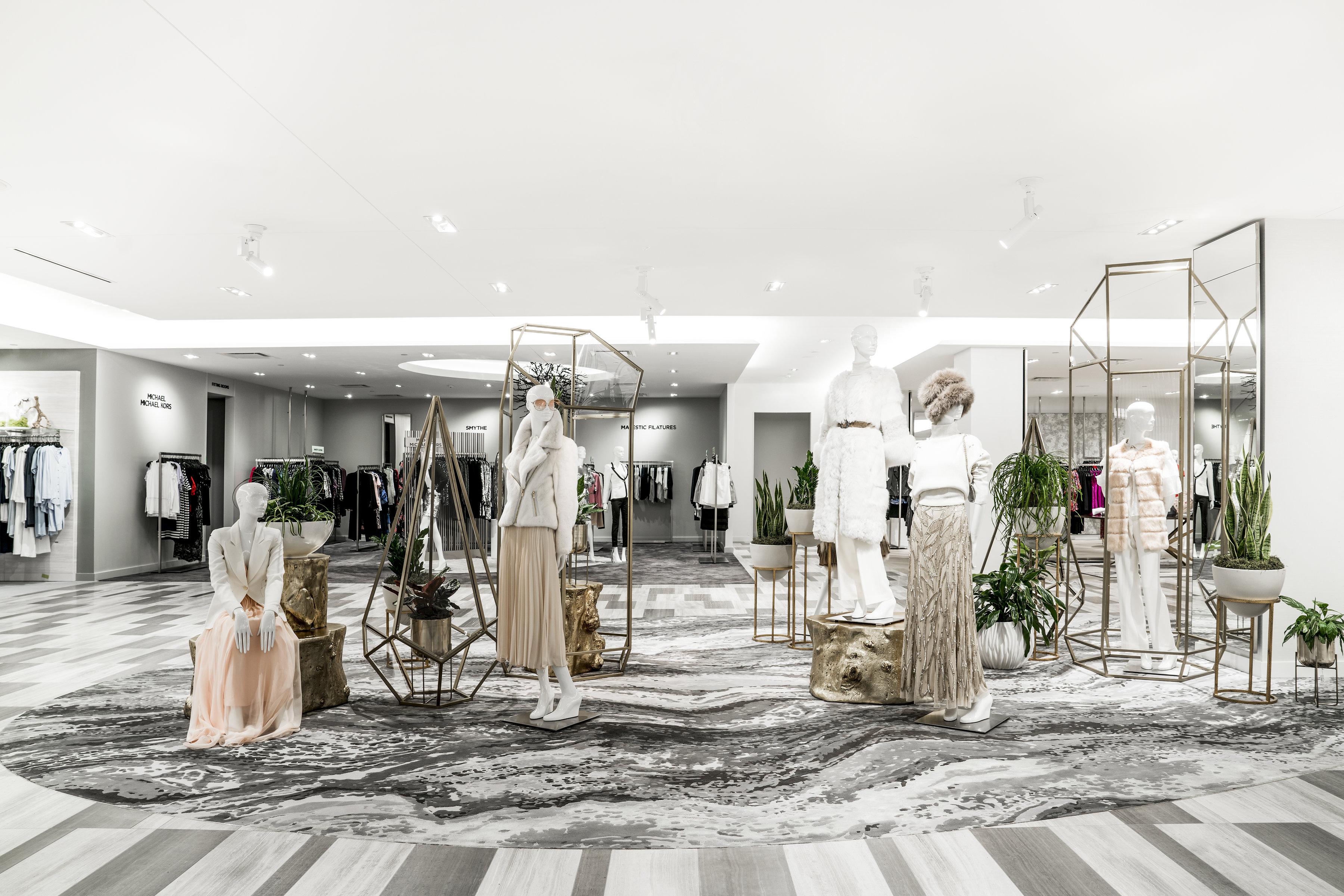 Saks Fifth Avenue Calgary: Luxury For Everyone - Styled to ...