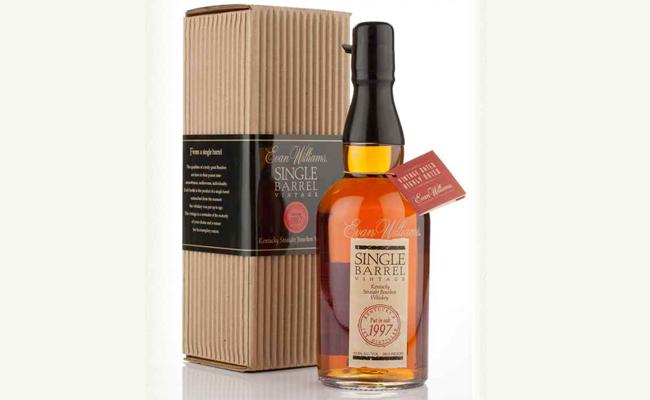 Evan Williams Single Barrel Bourbon | 5 Bottles for the Whiskey Novice