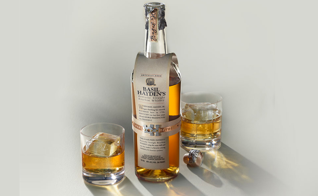 Basil Hayden's Bourbon Whiskey | 5 Bottles for the Whiskey Novice