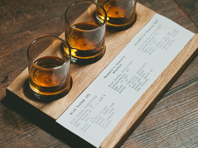 Bourbons: The Best 5 Bottles For The Whiskey Novice