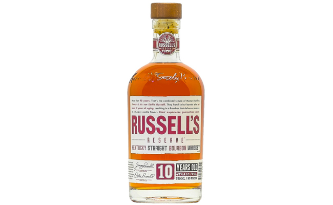 Russel's Reserve 10 Year Old Bourbon | 5 Bottles for the Whiskey Novice