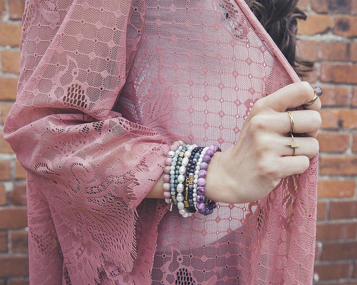 Alora Boutique   Sustainable Style   Beaded Bracelets