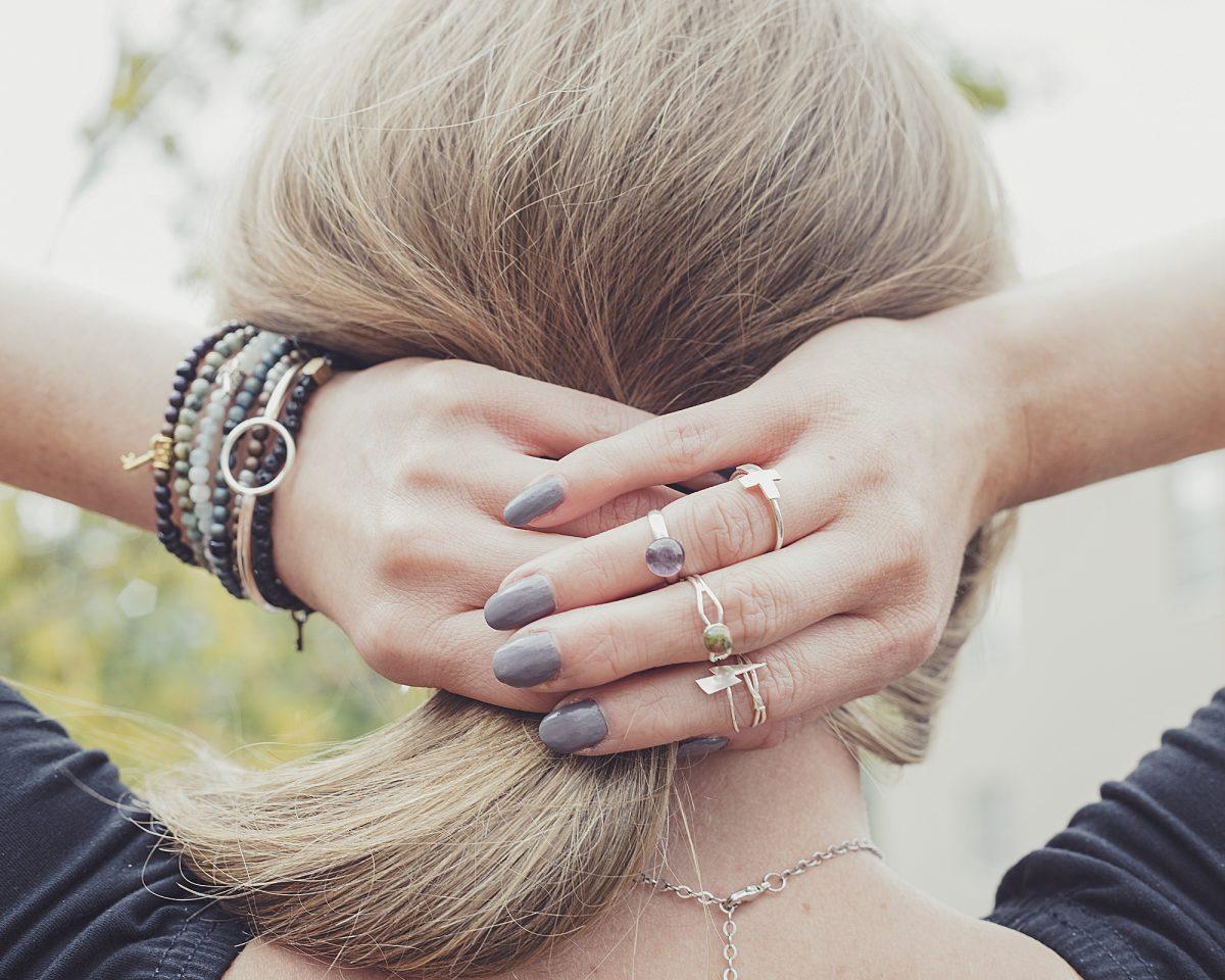 Alora Boutique   Rings   Beaded Bracelets