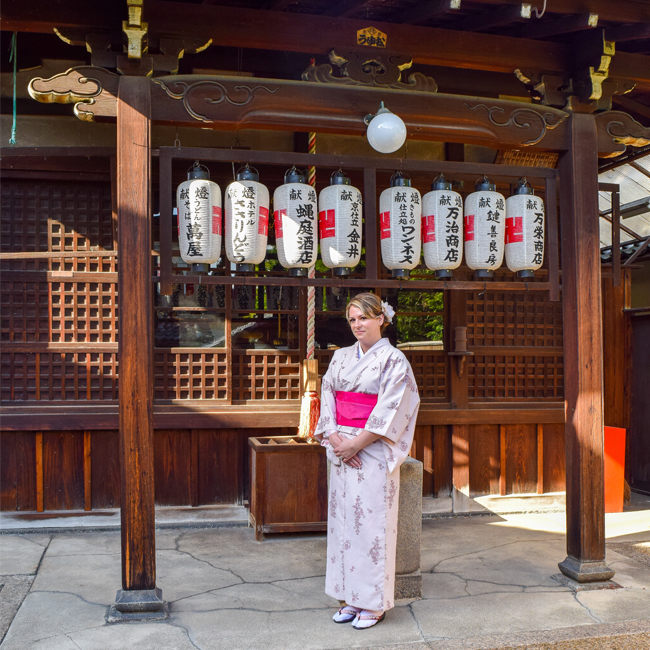 Japan Travel Series | FREE Travel Guide | Japan Travel Guide Video | Kyoto Kimono Experience | Free Japan Travel Guide