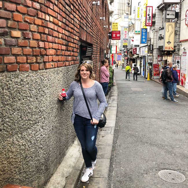 Capsule Wardrobe What To Pack For Japan In The Spring Styled To