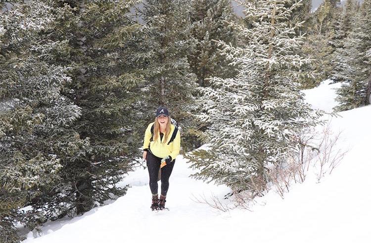 Ha Ling Hiking Trail Alberta