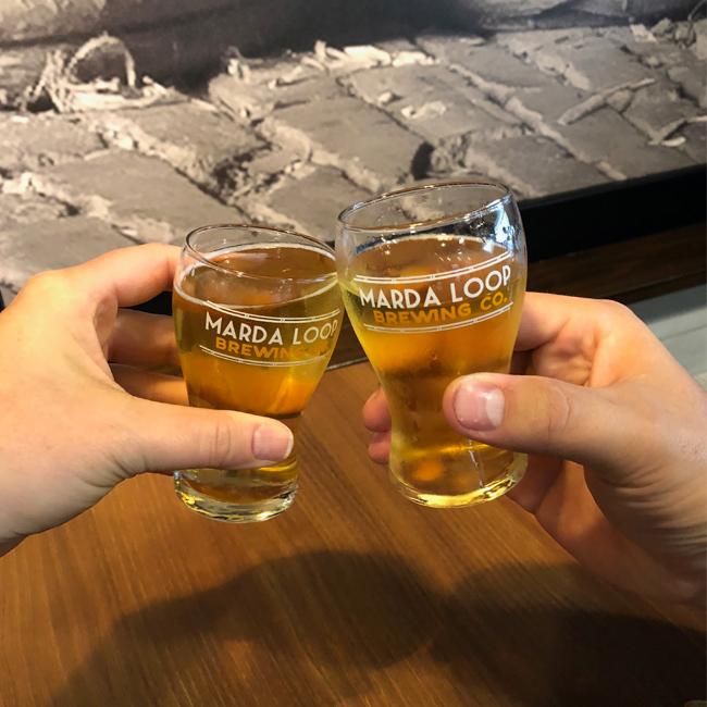 Marda Loop Brewing Co Calgary Alberta, Calgary Brewery, Calgary Micro Brewery