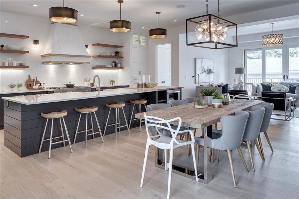 The Modern Farmhouse Kitchen Of My Dreams Styled To Sparkle