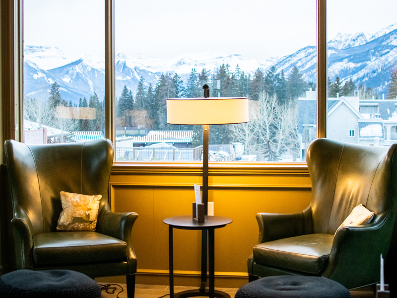 Mount Royal Hotel Banff, Centrally Located Banff Hotel, Where to Stay in Banff, Banff central hotels, places to stay in banff
