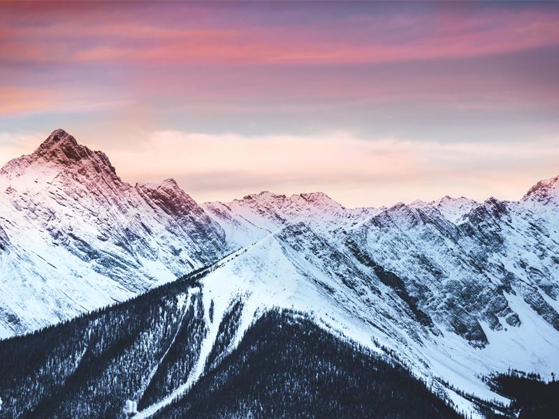 Banff Gondola Alpenglow Festival