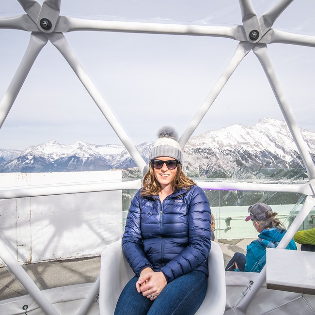 Banff Alpenglow Festival, Banff Gondola Events