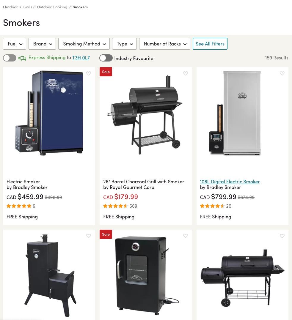 smokers, backyard smokers, electric smokers