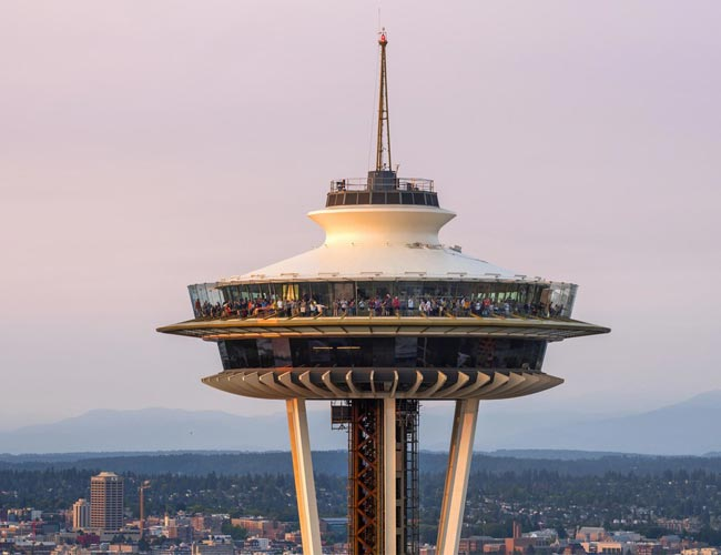 Seattle Travel Guide, things to do in seattle, what to do in seattle, pike place market seattle, weekend trip to seattle, space needle seattle, space needle observation deck