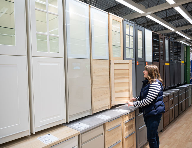 Endless Possibilities For Ikea Cabinets
