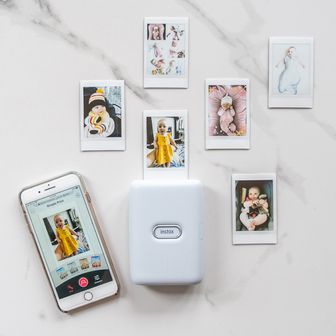 fuji instax bluetooth printer, cell phone printer