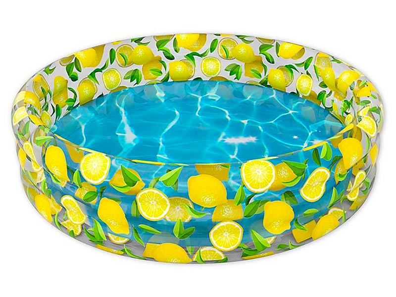 inflatable pool, how to use an inflatable pool all year long