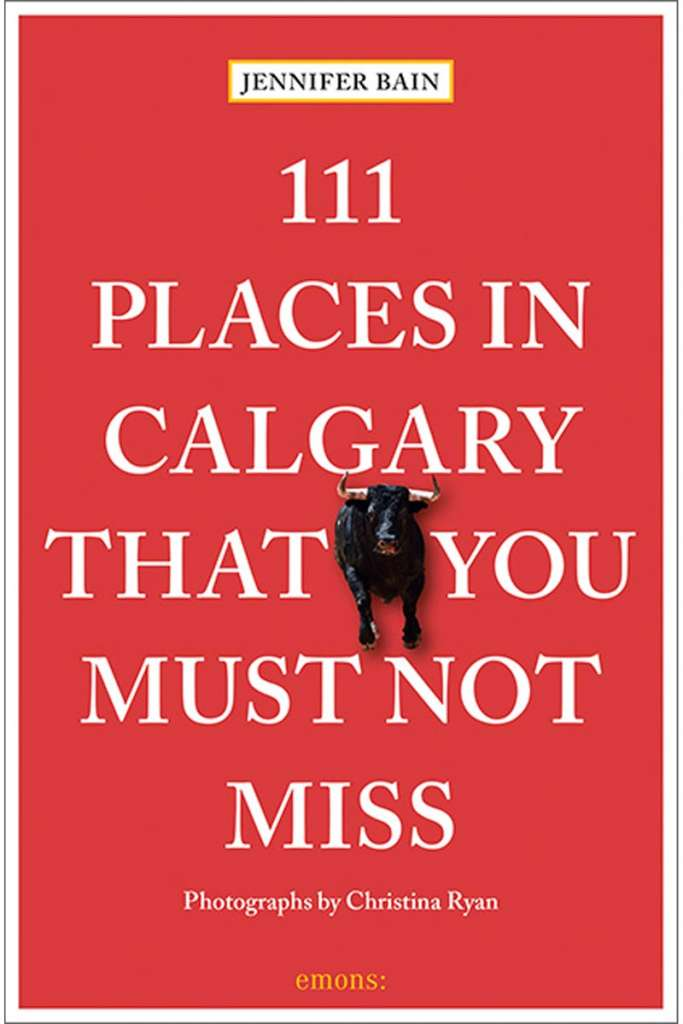 shop local yyc, holiday gifts from Calgary, shop local Calgary, shop local holiday gift ideas, local Calgary gift ideas, books about Calgary, 111 places in Calgary that you cannot miss