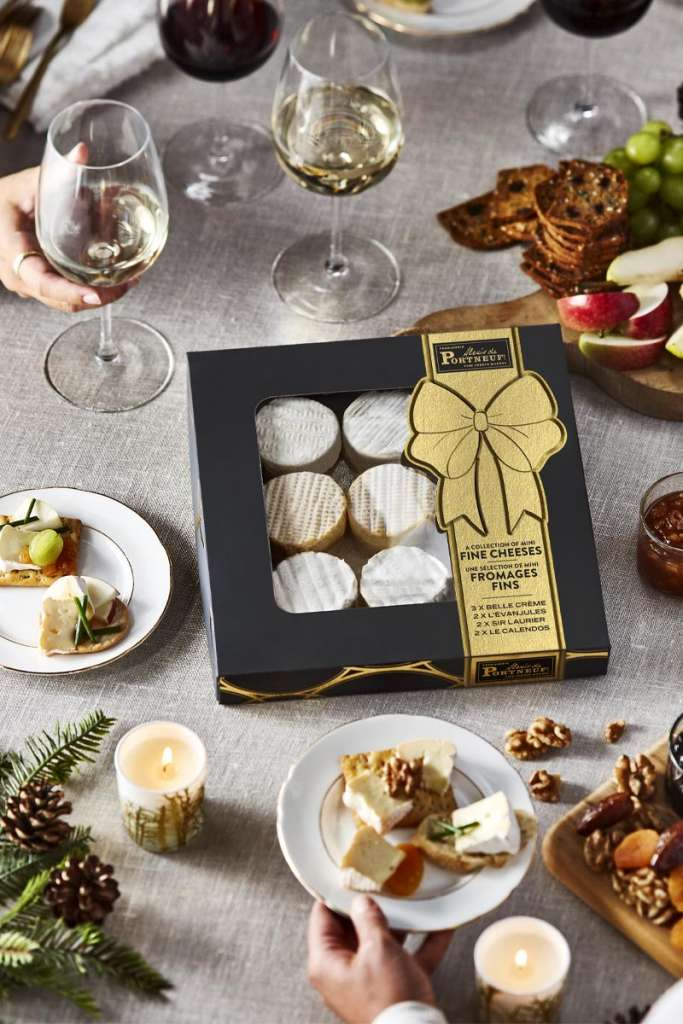 shop local yyc, holiday gifts from Calgary, shop local Calgary, shop local holiday gift ideas, local Calgary gift ideas, Canadian gifts, Canadian cheese, Saputo fine cheese